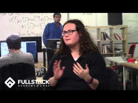 Fullstack Academy Alumni Stories: Sarah Zinger (fullstack developer at Yuzu)