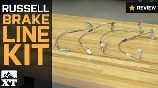 Jeep Wrangler Russell Brake Line Kit (2007-2012 JK) Review