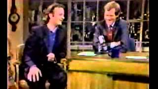 Bill Murray talks to David Letterman about The Razor's Edge. Find o...