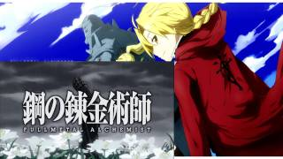 full metal alchemist brotherhood todos los opening AUDIO LATINO