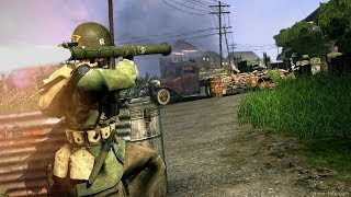 Excellent Tactical FPS Game about WW2 ! Brothers in Arms Hells Highway