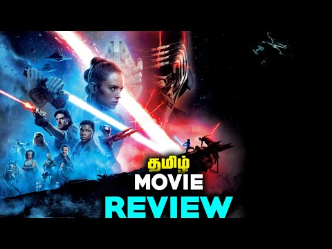 Star Wars:The Rise Of Skywalker Review In Tamil