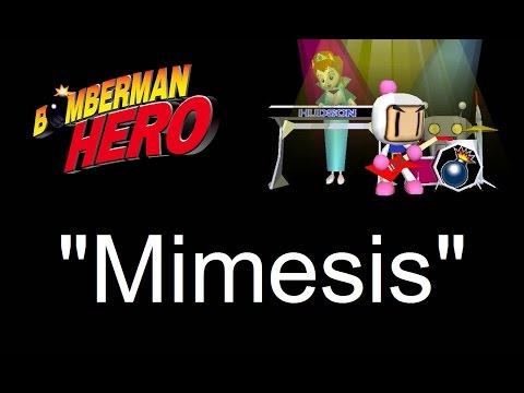 """Mimesis"" - Bomberman Hero Music"
