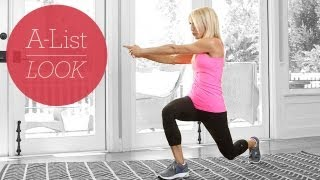 Sleek, Sexy Obliques Exercises | A-List Look With Valerie Waters