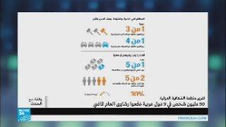 ...منظمة الشفافية الدولية: 50 مليون شخص من 9 دول عربية دفع