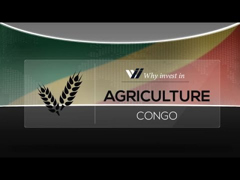 Agriculture  Congo - Why invest in 2015