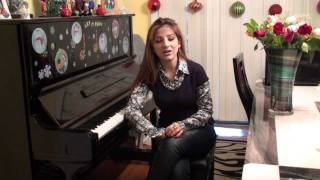 Saribek du kaxcr eraz... Performed by Saribek's daughter Angela Martirosyan....