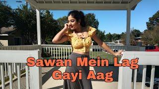 Sawan Mein Lag Gayi Aag||Neha Kakkar, Mika singh, Badshah||Ginny Weds Sunny||Muskan Vig