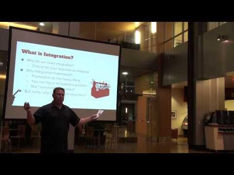 Matt Tyler: Enterprise Integration and Data Workflows with Apache Camel 1/2