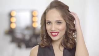 Новогодний макияж Видео - урок Орифлейм