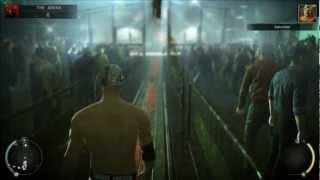 Hitman Absolution Gameplay - Fight Night Hitman vs Sanchez