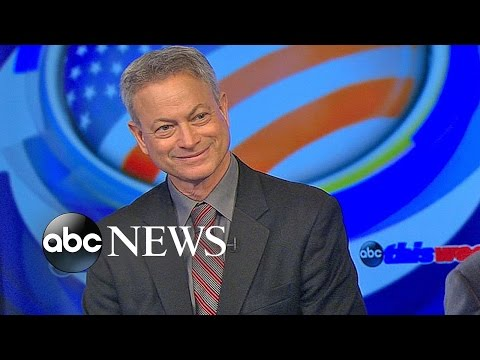 Gary Sinise  New Generation of Lt. Dans Bonds Sinise to Role