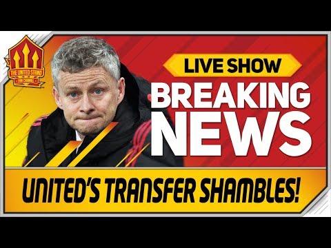 Solskjaer's Transfer Shambles! Juan Mata New Deal! Man Utd Transfer News