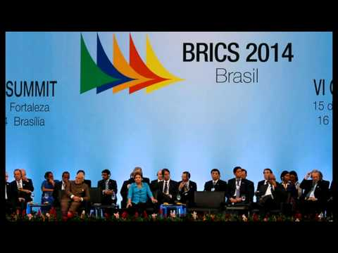 Putin Signs Law On Ratification of $100 Billion BRICS New Development Bank Deal