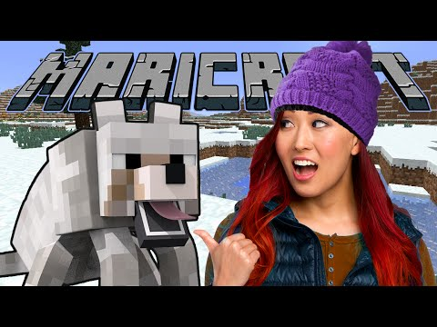 WEREWOLF ATTACK!! (Maricraft)