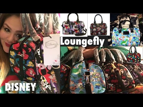 Loungefly Handbags!! Unboxing !