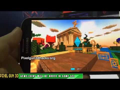 how to get coins on pixel gun 3d 2017