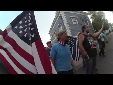 NCPD footage of August 9, 2020 - video 5