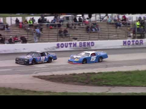 "V8 ""B"" Dash South Bend Motor Speedway 9-8-2018"
