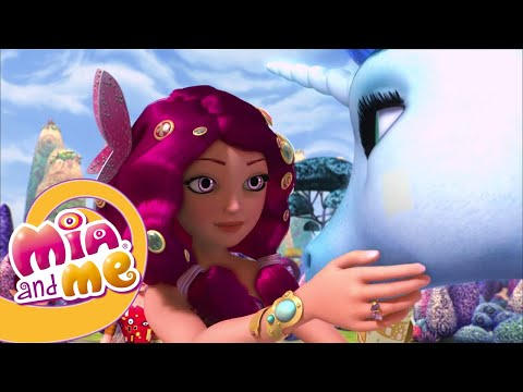 Mia and me - Season 2 Episode 08 - A Fathers's Feather