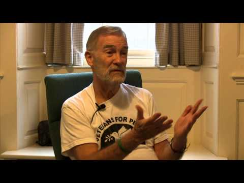 Former Intelligence Agent Ray McGovern