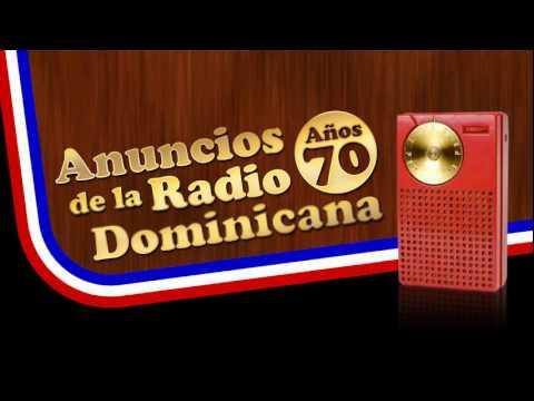 Café Santo Domingo - Anuncios de la Radio Dominicana (Años 70)