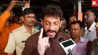 Waris Pathan Reacts To Stampede At Elphinstone Station