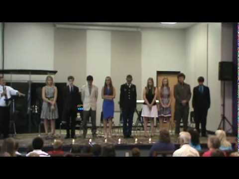 Oconee Christian Academy Ambassadors Class of 2014