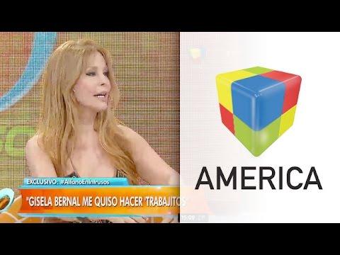 Graciela Alfano habló de la brujería y Matías Alé