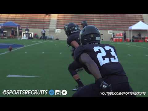 SERVITE VS BAKERSFIELD: 1st Half Highlights - Friars (14-0) Lead over Drillers @SportsRecruits