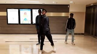 21 Savage- GUN SMOKE | Dance Video