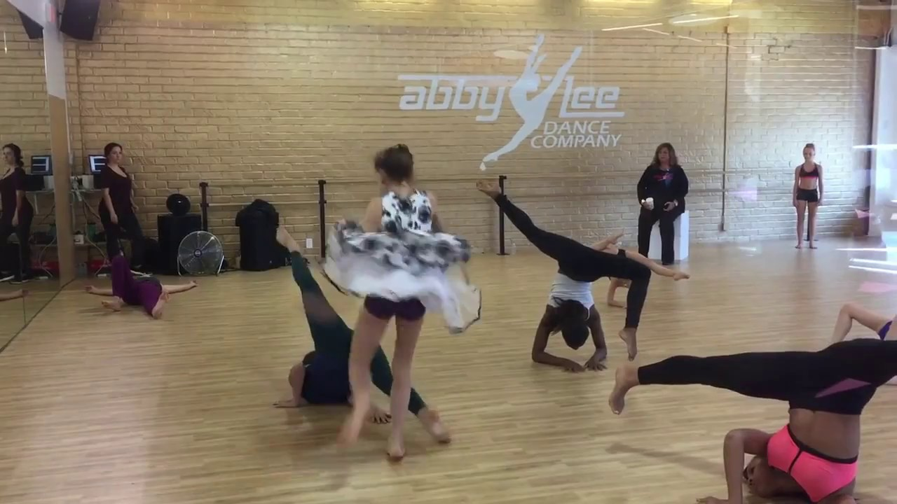 Abby Lee Dance Company - Clowning Around Rehearsal (Studio ...