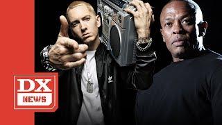 Video Eminem Getting Dr. Dre Production For Next Album & Possible 2 Chainz Feature download MP3, 3GP, MP4, WEBM, AVI, FLV Mei 2018
