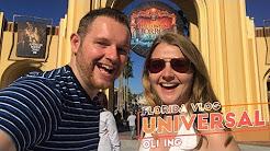 Spending Halloween At Universal Studios Orlando | Florida Vlog | October 2017