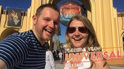 Spending Halloween At Universal Studios Orlando | Florida Vlog | October 2017