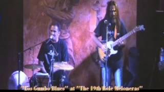 """""""los Gumbo Blues """" En The 19th Hole Meloneras"""