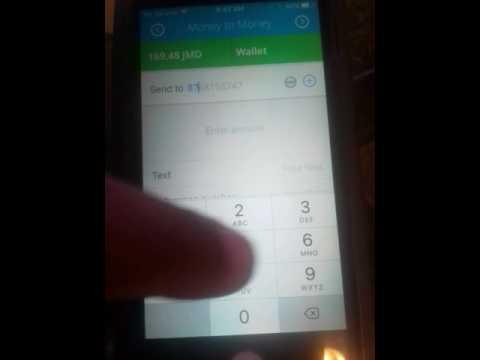 Mobile Wallet - Peer to Peer Transfer