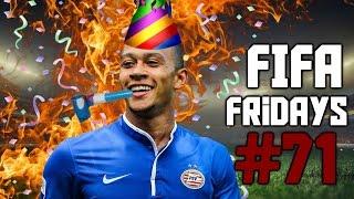 FIFA FRIDAYS #71 - DEPAY HEEFT GOED GEFEEST!