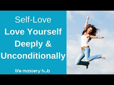 Self Love - Love Yourself Deeply and Unconditionally Meditation - Subliminal Affirmations