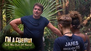 Lunch Portions Cause Tension Between John and Rita | I'm a Celebrity... Get Me Out of Here!