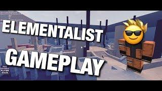 ROBLOX - CRITICAL STRIKE ELEMENTALIST GAMEPLAY
