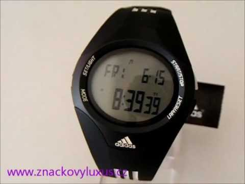 Pdf manual for adidas watch adp6007.