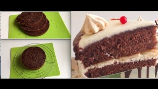 Шоколадный бисквит в мультиварке - самый легкий и быстрый рецепт бисквита от chefkochin