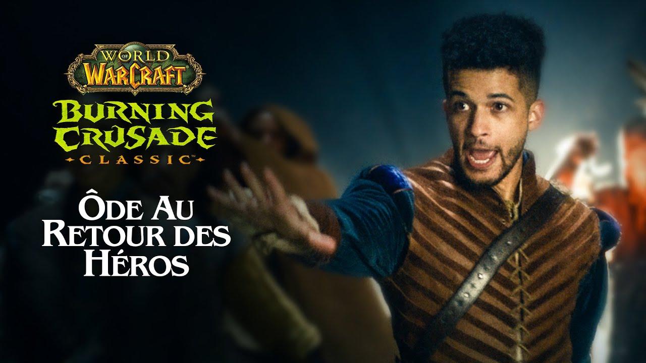Burning Crusade Classic : Ode au retour des héros (VOST)   World of Warcraft FR