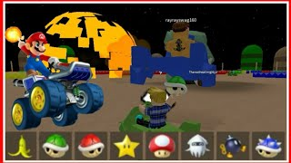 Mario Kart Wii CTGP On Roblox!