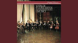 Vivaldi: Concerto for Strings and Continuo in G minor, RV 152 - 2. Andante molto