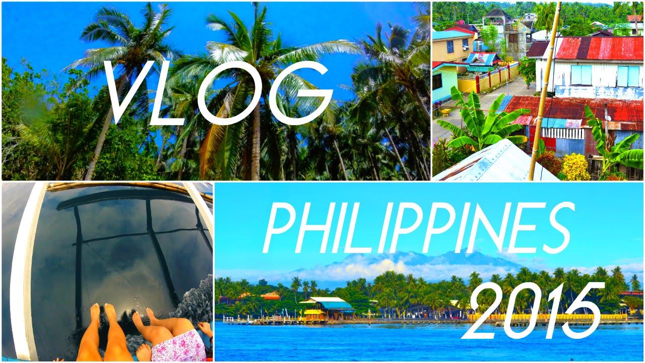 VLOG   The Philippines 2015   Georgia Freeman - YouTube