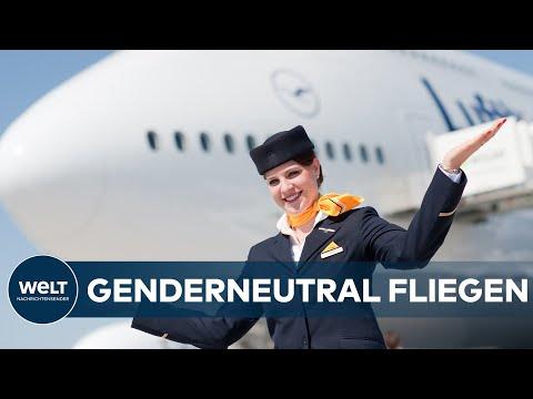 Neue Sprachregelung bei LUFTHANSA: Passagiere werden künftig genderneutral begrüßt