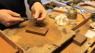 How To Sharpen Gouges - With A Bit Of A Twist At The End