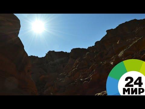 Аномальная жара в Армении побила 30-летний рекорд